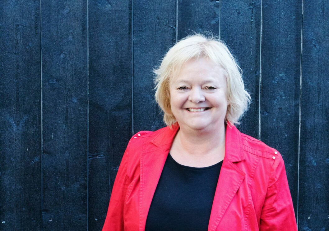 FO-leder Mimmi Kvisvik organiserer de mest voldsutsatte i yrkeslivet, og er glad arbeidsgivers ansvar spesifiseres bedre. - Dette er en seier for FO, som har jobbet for dette lenge, sier hun.