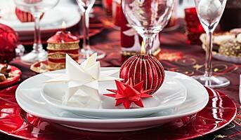 Kan vi droppe å invitere de innleide til julebordet?