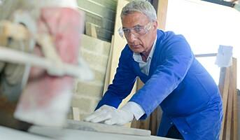 Færre alderspensjonister i jobb