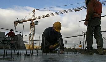 60 prosent av innvandrerne er i arbeid