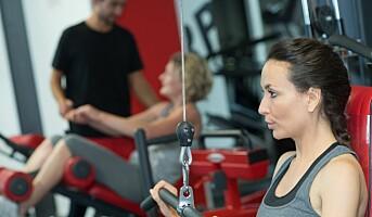 Best treningstilbud til de med minst helseplager