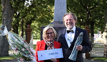 Ada Sofie Austegard ble Årets Ladejarl 2017