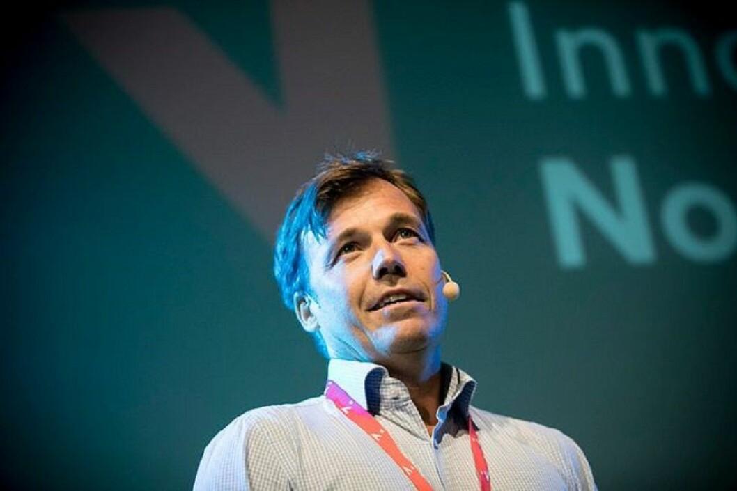 Direktør for Gründere og oppstartbedrifter Pål T. Næss. Foto: Kicki Nilsson/Innovasjon Norge