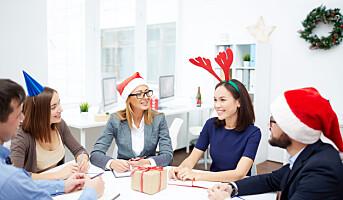 Seks råd til et hyggelig julebord uten fylleangst