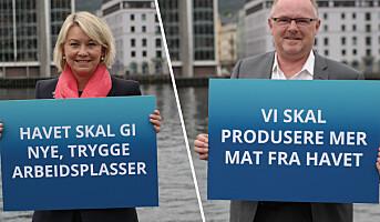 Rundreise til de norske hav-bedrifter