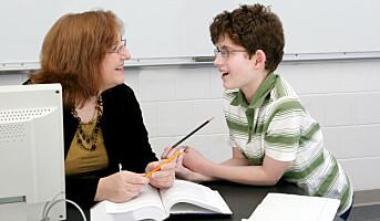 Vil fjerne avskiltingen av 33.000 lærere