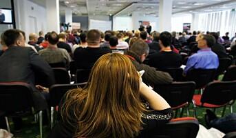 Topptung debatt om arbeidsliv