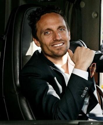 Christoffer Sundby, administrerende direktør i Circle K Norge.