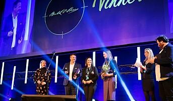 Bertel O. Steen vant «Årets stillingsannonse»