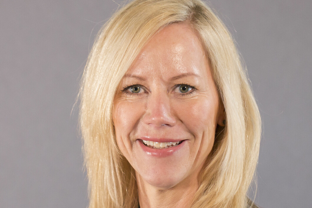 Kristine Beitland er direktør for myndighetskontakt i Microsoft Norge. (Foto: Microsoft)
