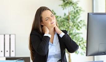 5 øvelser som hjelper mot smerter