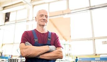 Hva får seniorer til å bli lengre i arbeidslivet?