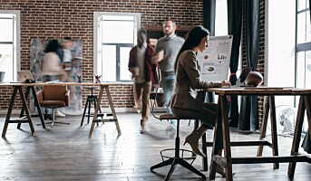Arbeidsplassen påvirker aktivitetsnivået