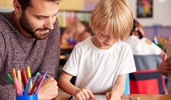 Stor mangel på mannlige lærere