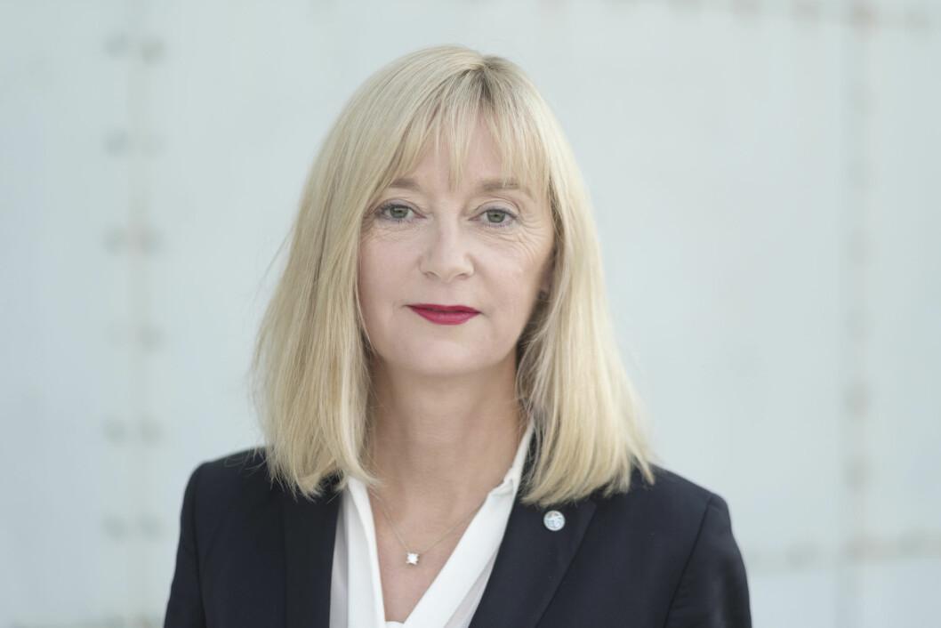Trude Vollheim er direktør i Arbeidstilsynet. (Foto: Arbeidstilsynet)
