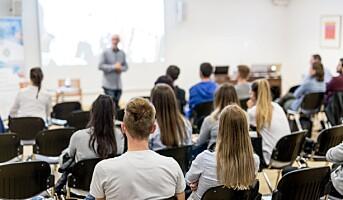 Universiteter og høyskoler skal få ned andelen midlertidig ansatte