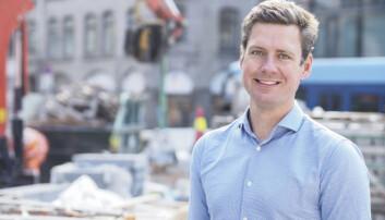 Christopher Ringvold er jobbanalytiker og produktdirektør for FINN jobb.