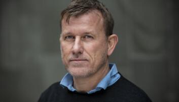 Forsker Svenn-Erik Mamelund.