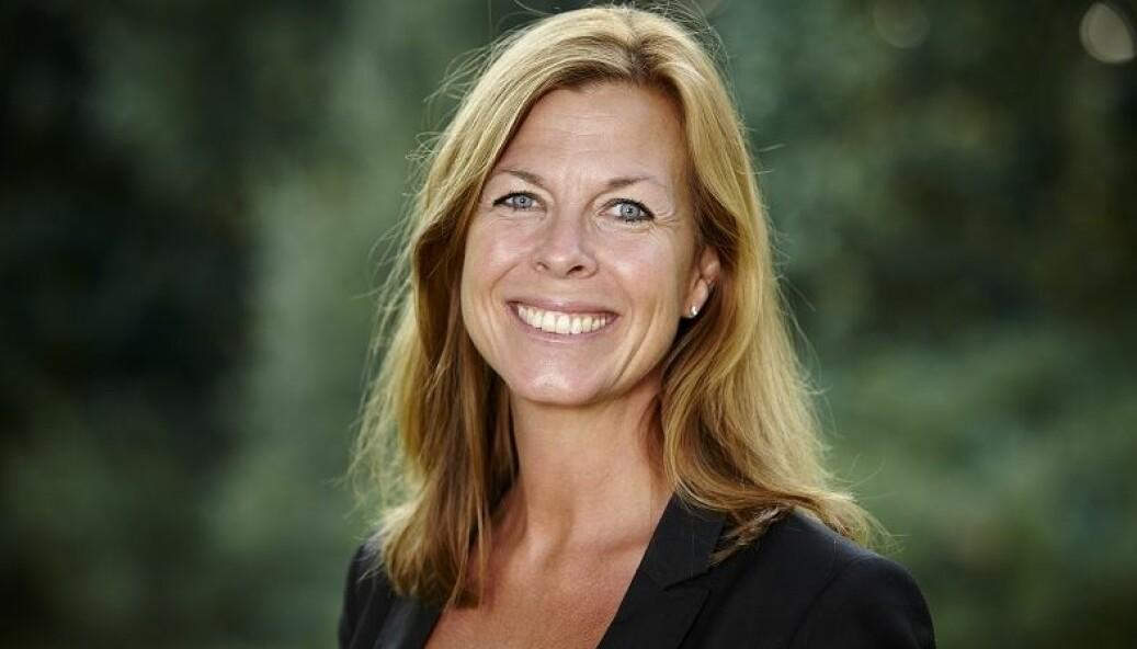 Ny direktør for avdelingene HR, Kommunikasjon og Bærekraft i TINE er Tina Hermansson Berg.
