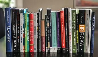 «Gleden og verdien av en god bok»