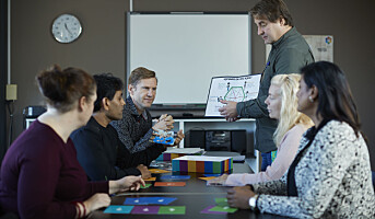 Permitterte strømmer til de nye klasserommene