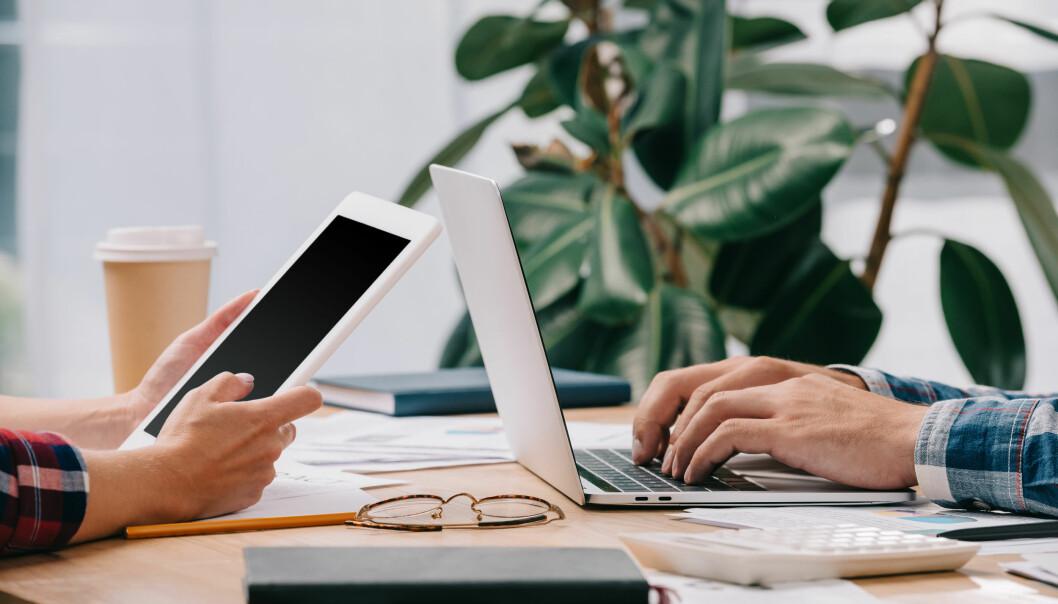 I tiden som kommer vil det med stor sannsynlighet dukke opp mange nye løsninger som vil øke digitaliseringen i arbeidslivet, viser en undersøkelse gjort for Amesto Firstpoint av Norstat.