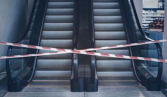 Stadig flere svenske konkurser