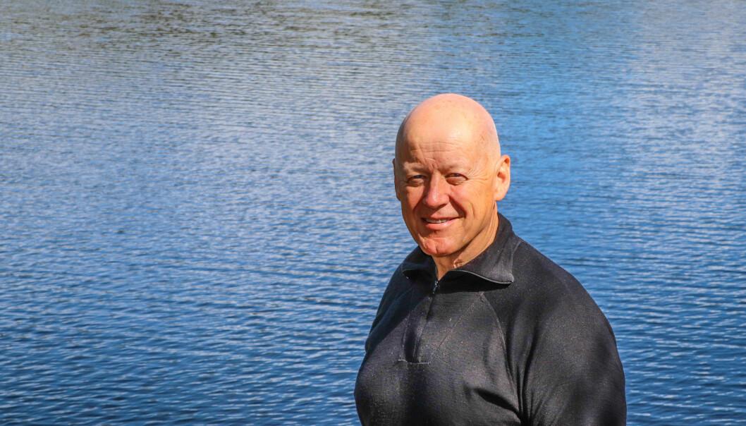 NTNU-professor Endre Sjøvold mener det er viktig å sørge for at ferien gjennomføres som vanlig. – Samtidig er det viktig at man lager forutsigbarhet når det gjelder det som venter når man kommer tilbake fra ferie, sier han.