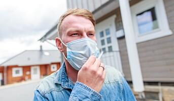 Kan arbeidsgiver kreve bruk av munnbind på jobben?
