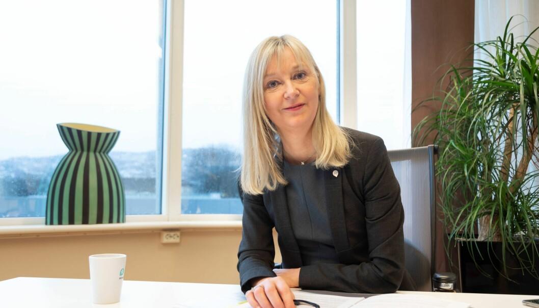 Trude Vollheim, direktør i Arbeidstilsynet.