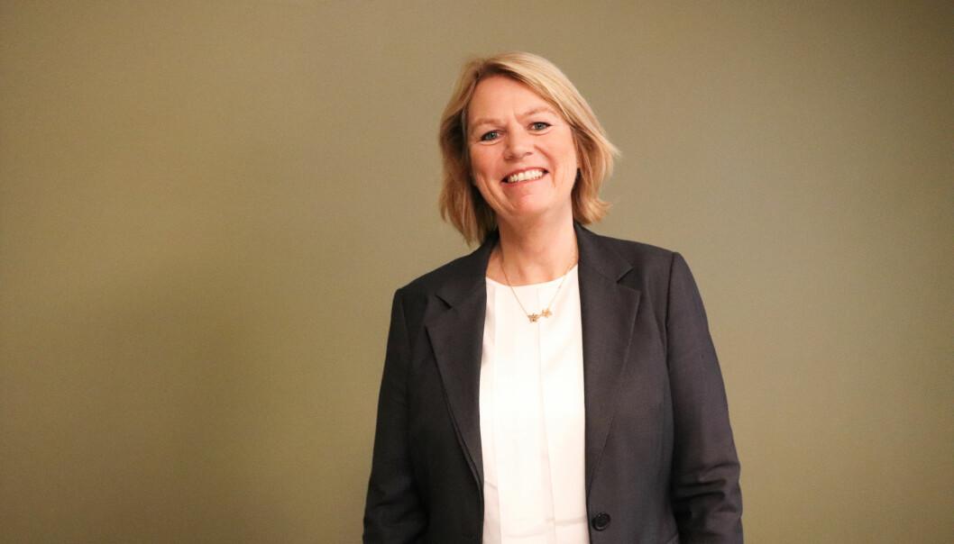 Bente Lier blir ny generalsekretær i Norsk Friluftsliv, og starter i stillingen 1. november.