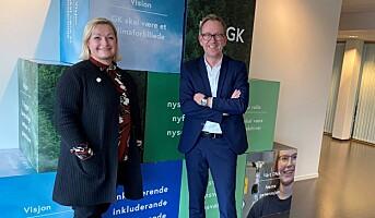 Heidrun R. Marstein blir ny konserndirektør HR i GK Gruppen