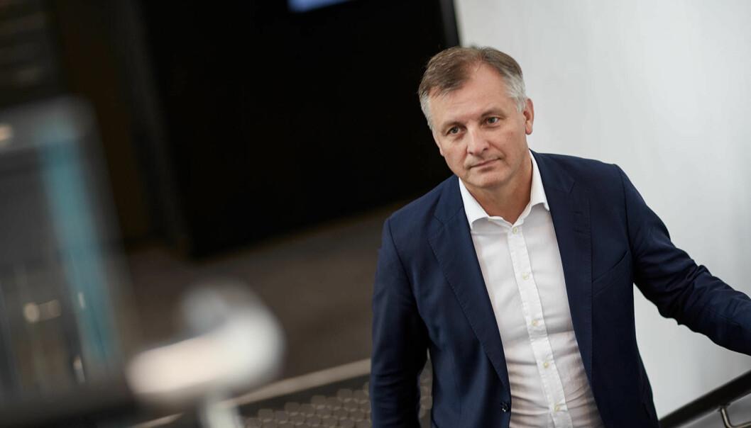 Administrerende direktør i Randstad Norway AS, Eivind Bøe.