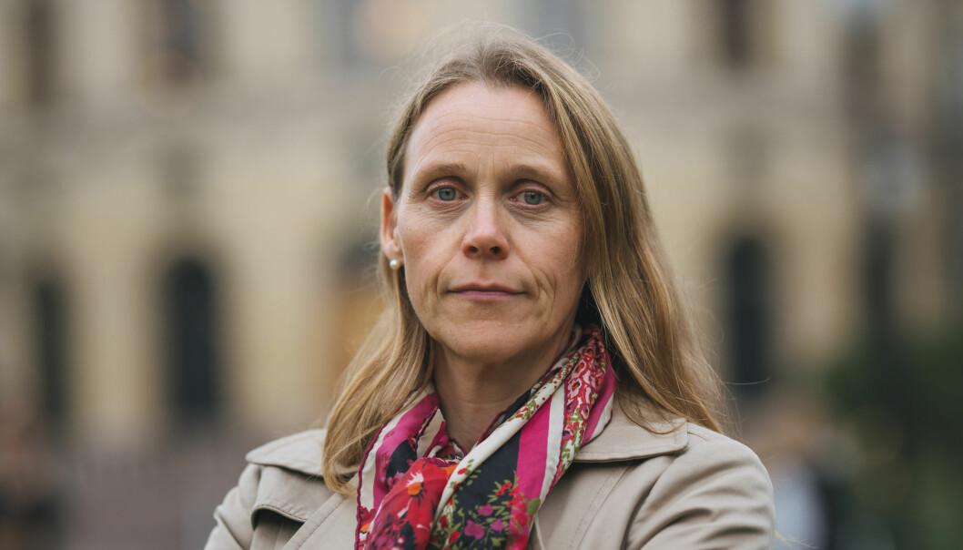 — Tiden er mer enn moden for å få på plass gode ordninger for hjemmekontor, sier president i Tekna, Lise Lyngsnes Randeberg.