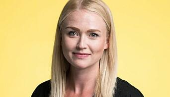 Johanna Varje, norgessjef og leder for vekst i Auntie.