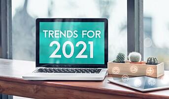 Teknologitrender 2021: Digital tilstedeværelse blir viktigere enn noensinne