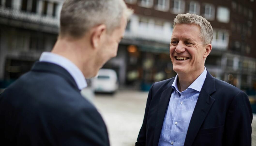 Espen Steinsrud, mener kommunal sektor går glipp av gode kandidater fordi de ikke er flinke nok til å kommunisere alle fordelene som gjør kommunen til en attraktiv arbeidsplass.