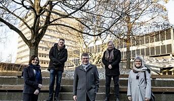 Team Stølen & Gornitzka blir UiOs nye rektorat