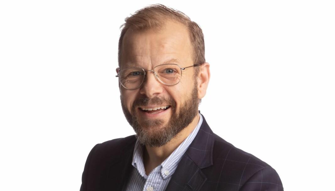 Heikki Eidsvoll Holmås er ansatt som Chief Sustainable Officer (CSO) i Multiconsult.