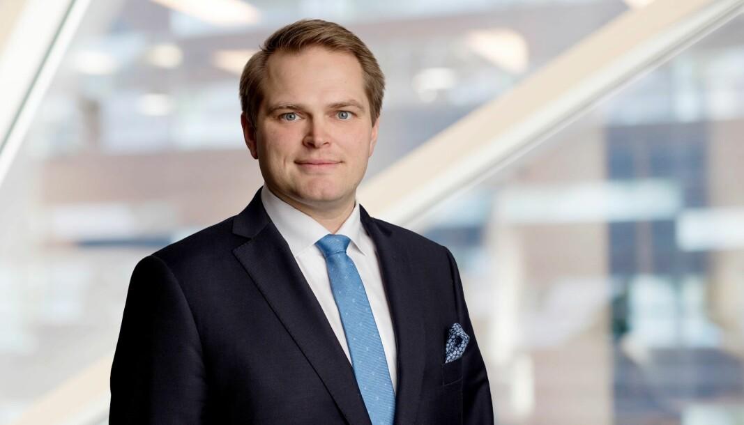 Tor Sivertsen Kramvik, partner i Deloitte.