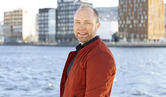 Han skal bygge opp Sopra Steria i Drammen