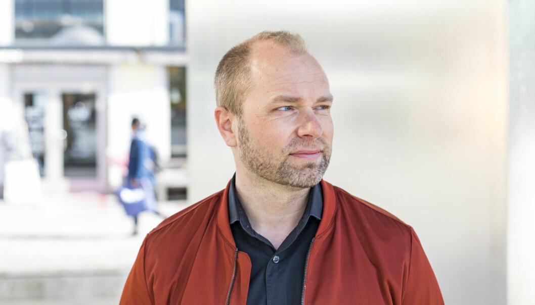 Egil André Ø. Jacobsen vil bygge lokal identitet og samhørighet på Drammen-kontoret til Sopra Steria.
