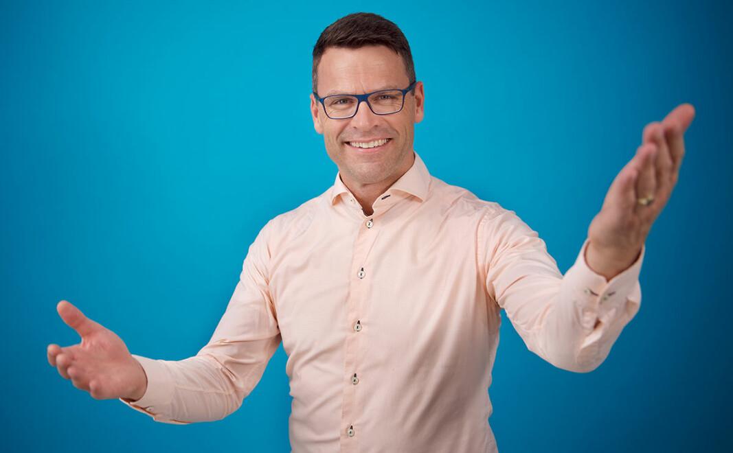 Mats Kristensen, daglig leder i FRONT Leadership.