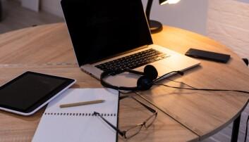 Gratis utstyr til hjemme-kontoret kan bli en skattefelle