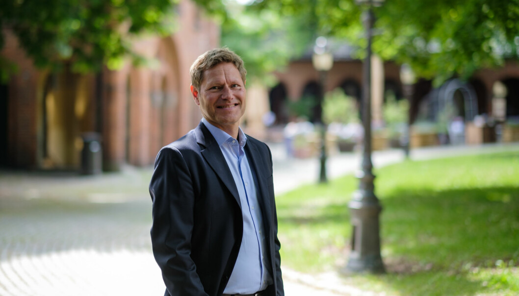 Sveinung Skule blir ny direktør for Direktorat for høyere utdanning og kompetanse fra 1. juli 2021.