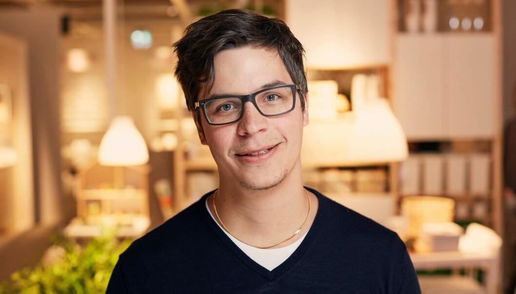Carl Aaby blir ny administrerende direktør i IKEA Norge.