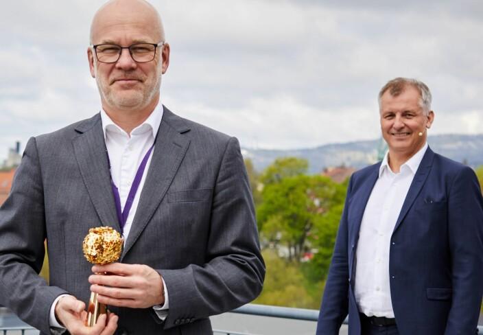 NRK-sjefen til topps:- Det er viktig å være attraktiv for talenter