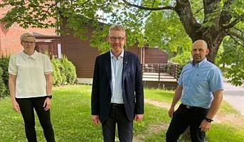 Bjørn Gimming (48) fra Østfold valgt som ny leder i Norges Bondelag