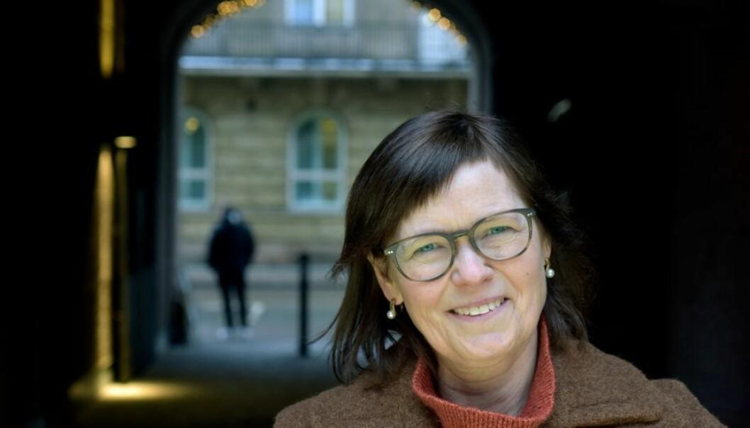Elisabeth Ege, direktør i Akan kompetansesenter.