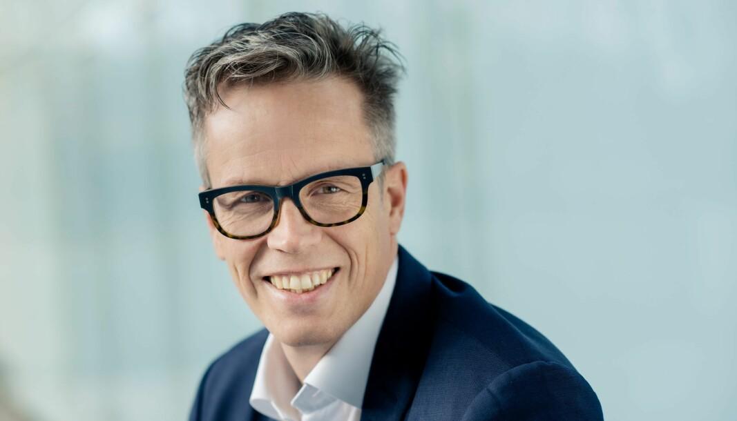 Administrerende direktør i Standard Norge, Jacob Mehus.